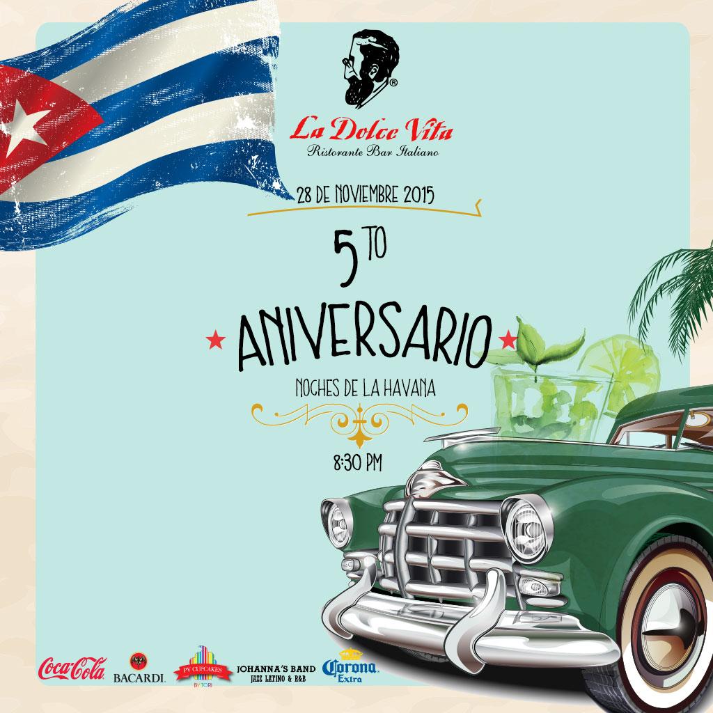 5to Aniversario - Nuevo Vallarta