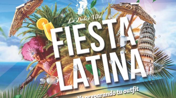 23 Aniversario - Fiesta Latina