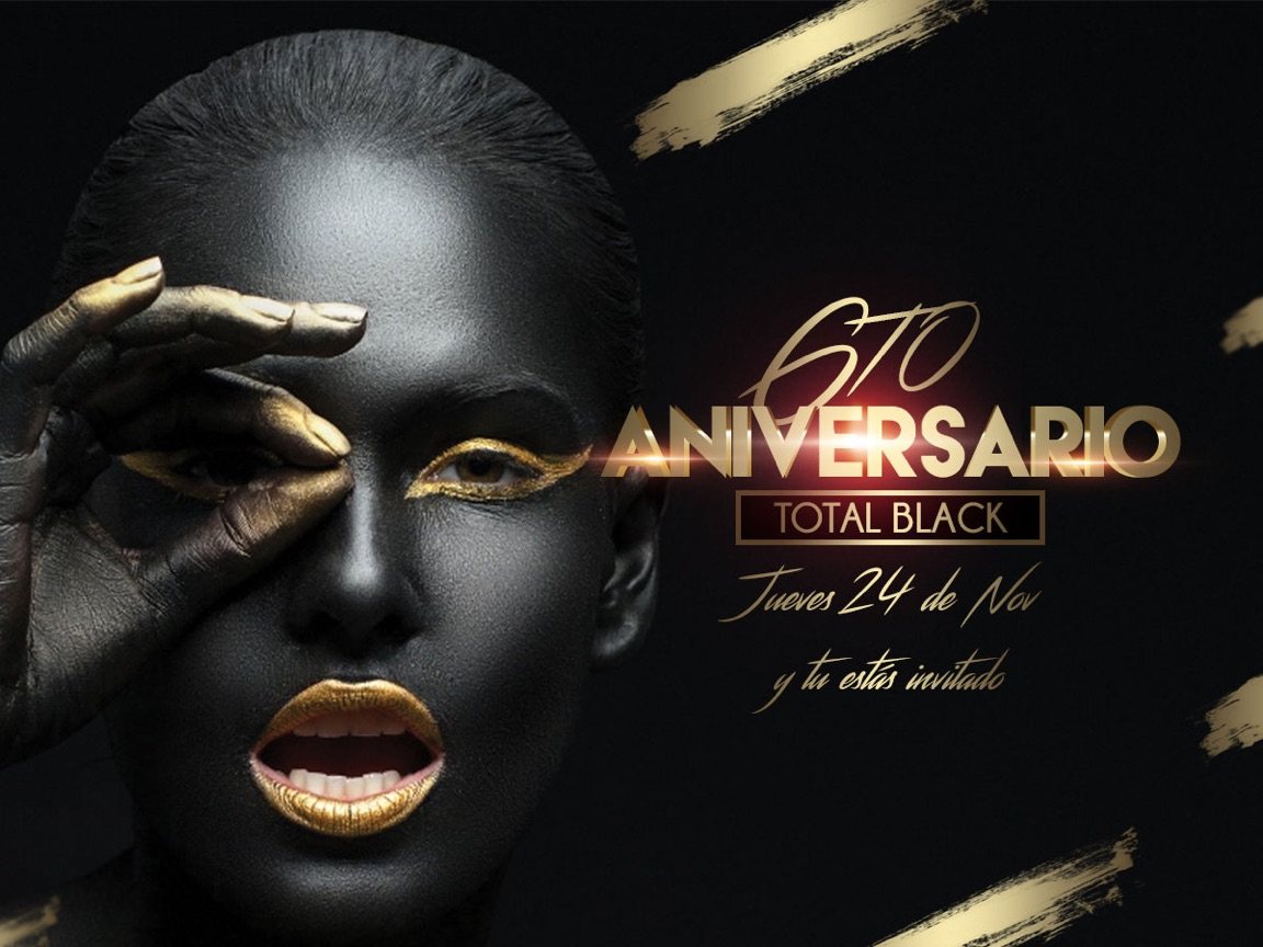 6to Aniversario - Total Blackout