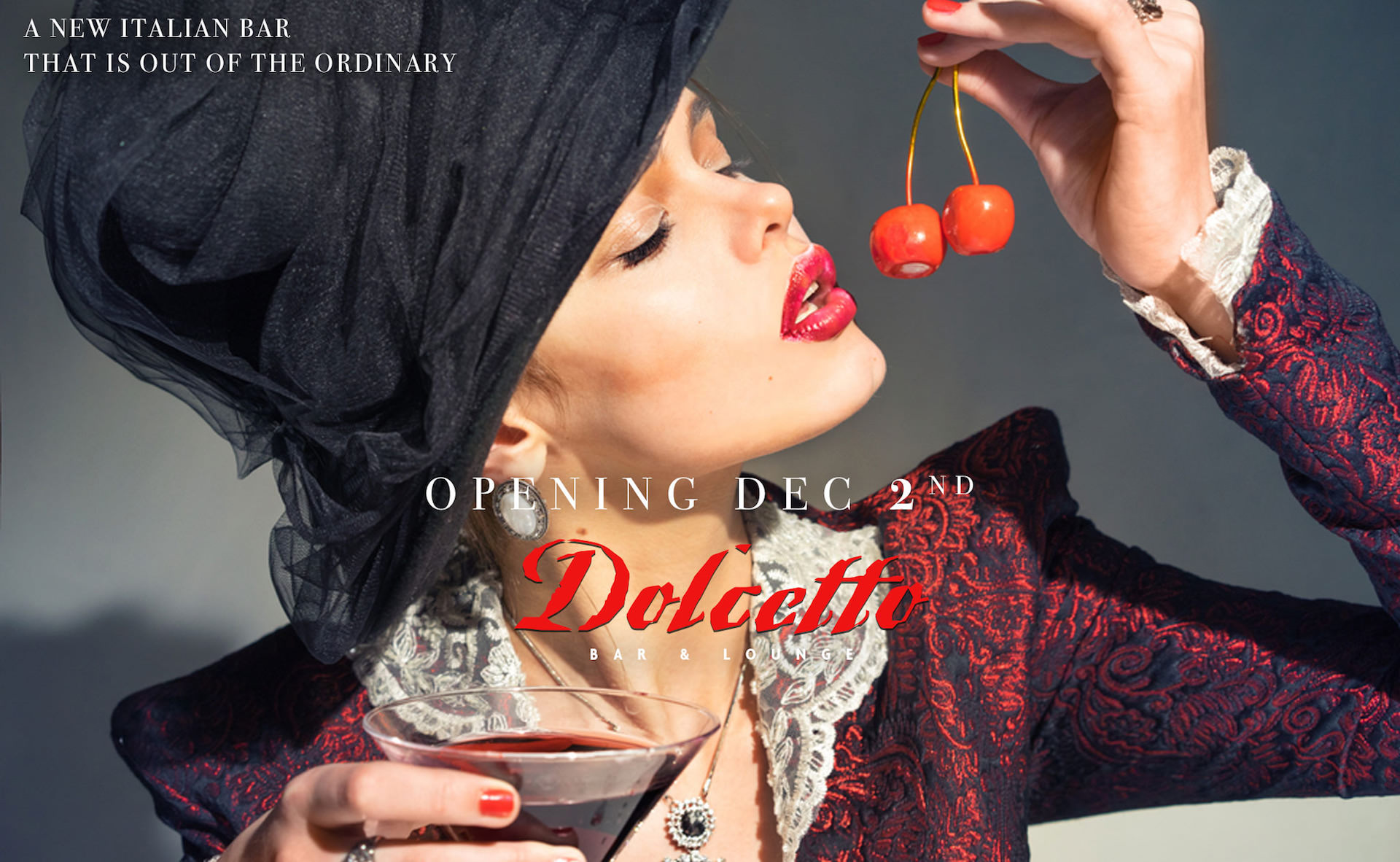 Apertura Dolcetto - 2 Diciembre 2017